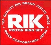 RIK КАТАЛОГ PISTON RING SETS VOL.21 SIZE LIST CATALOG 2017 (PDF)